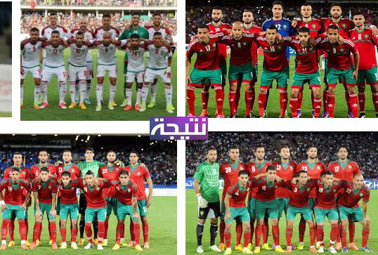 مواعيد مباريات المغرب في كأس العالم 2018 موعد مباراة المنتخب المغربي مع البرتغال وإيران واسبانيا فى روسيا