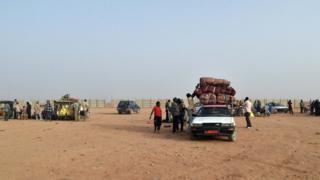 Over 40 people 'die of thirst' in Sahara Desert