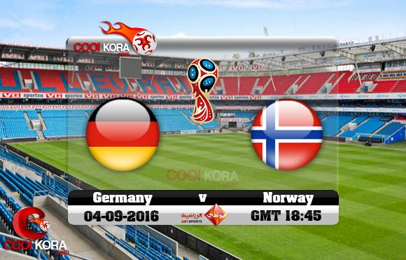مشاهدة مباراة ألمانيا وفنلندا اليوم 31-8-2016 مباراة ودية
