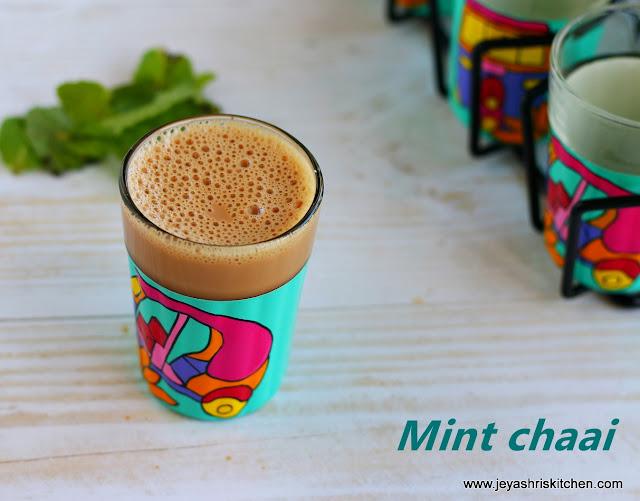Mint- tea