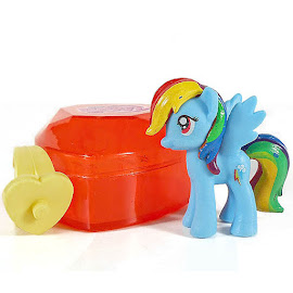 My Little Pony Ring Figure Rainbow Dash Figure by Premium Toys