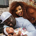 Nigerian Comedian, Seyilaw blasts people criticizing his daughter's weight