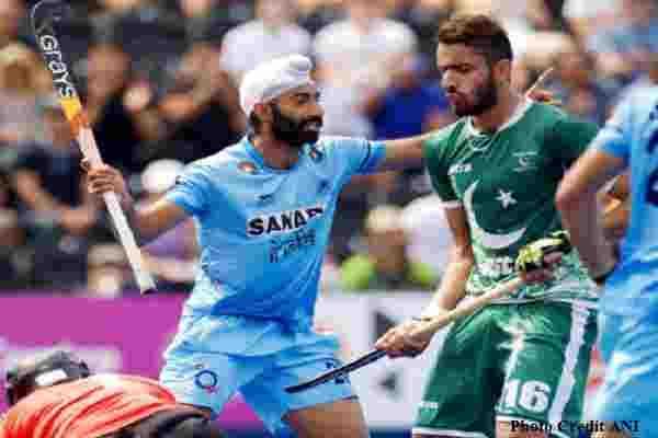 भारतीय हॉकी टीम का जानदार और शानदार प्रदर्शन, पाकिस्तान को 6-1 से धो दिया