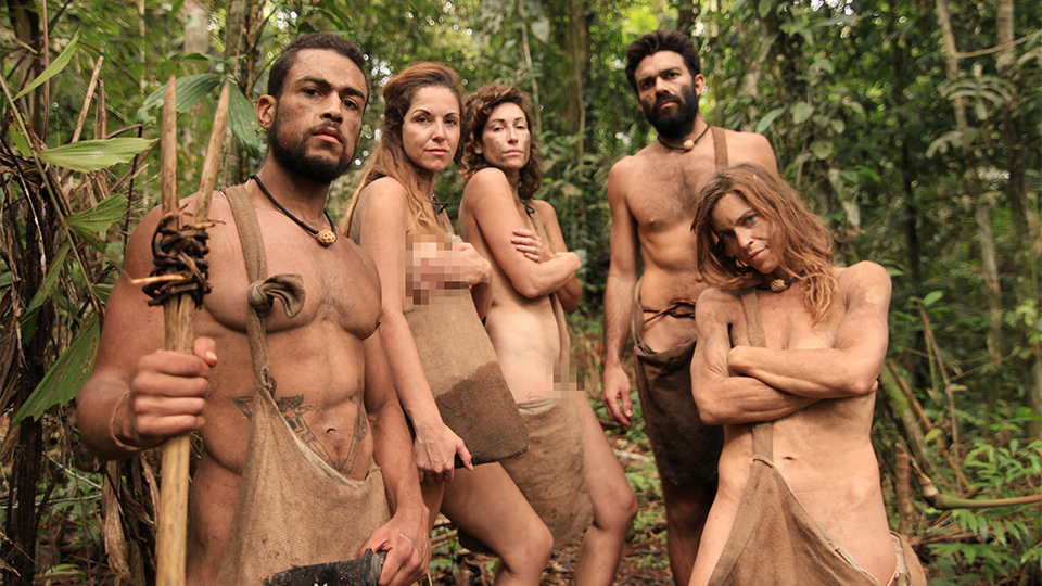 Naked And Afraid Full Exposed