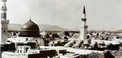 25 مسجدا صلى بها النبي في المدينة المنورة