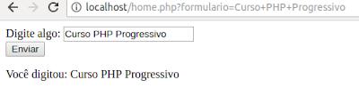 Formulário HTML e PHP - Apostila para download