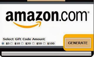 Online no 2013 gift generator card code amazon download