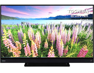 Toshiba TV 43T6863DB 43 Inch 4K Ultra HD