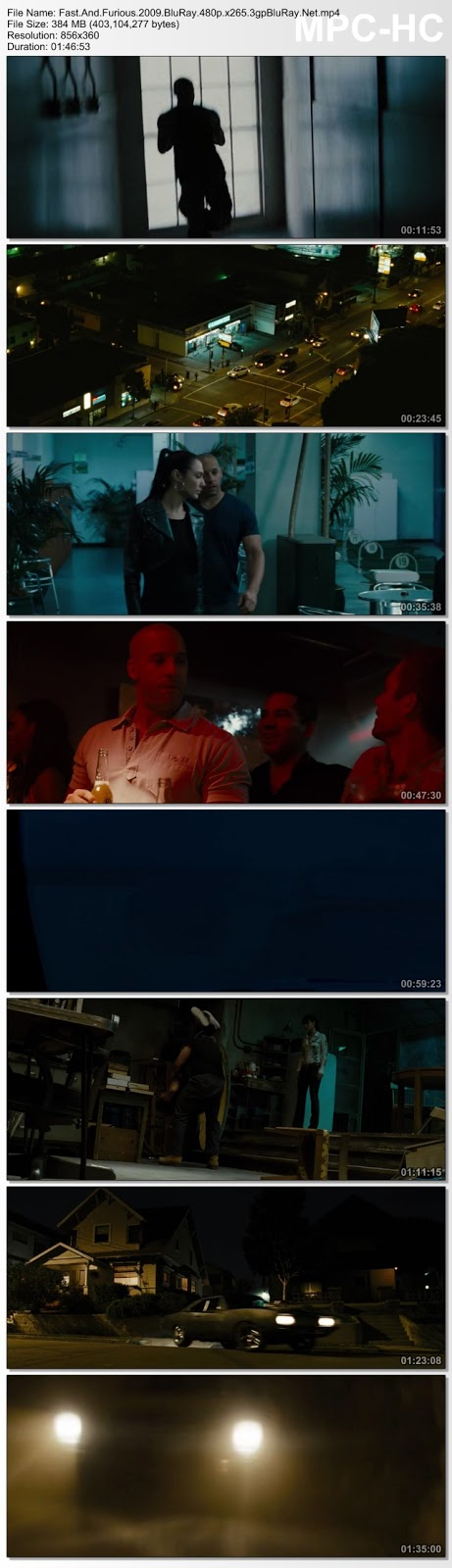 Screenshots Download Fast.And.Furious.2009.BluRay.480p.x265.3gpBluRay.Net.mp4