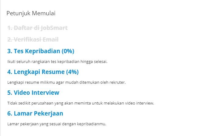 jobsmart.co.id untuk Perusahaan Pembuka Lowongan Kerja  di Indonesia