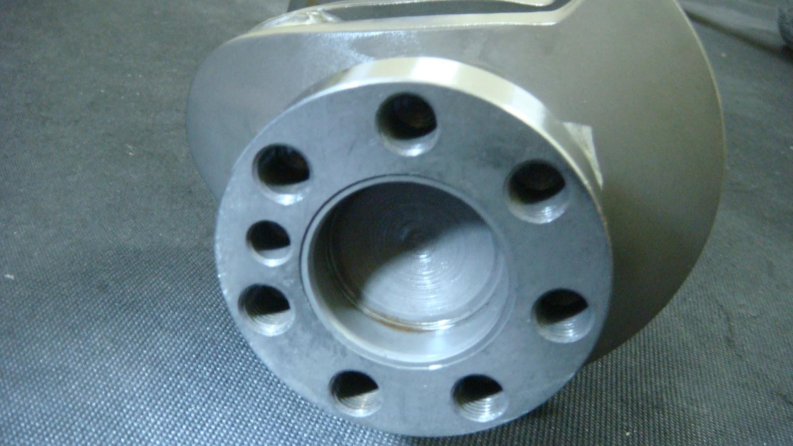 myitems: Evo 1-9 4G63/4g64 7-Bolt stroker crankshaft