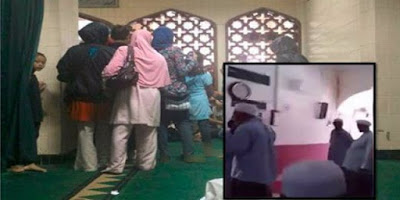 Lupa Matikan Mikrofon Masjid, Topik Perbualan Imam & Jemaah Masjid Mengenai JANDA Cantik Gemparkan Penduduk