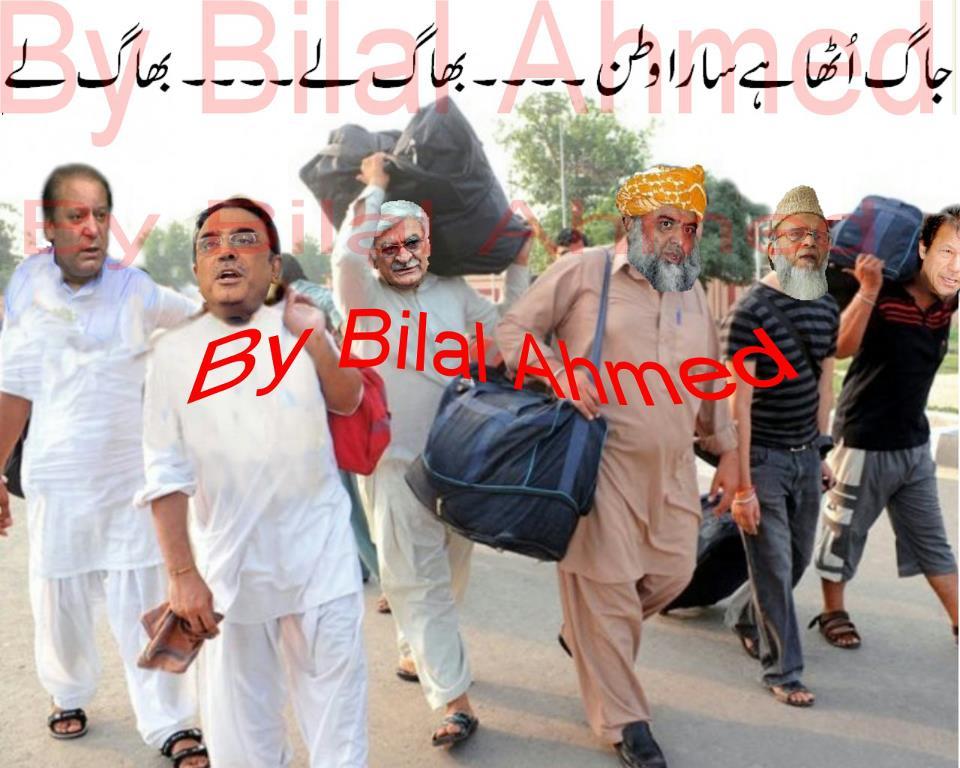 Funny Pic Pakistani Politician