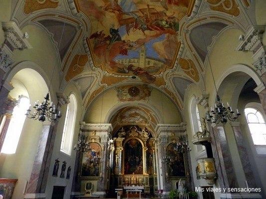 Servitenkirche, Innsbruck, Tirol, Austria