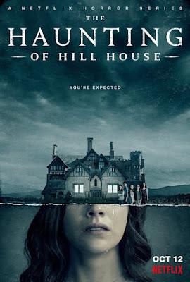 La maldición de Hill House - poster netflix