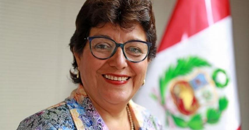 SUNEDU: Conoce el perfil de Flor Luna Victoria Mori, la nueva titular de la Superintendencia Nacional de Educación Superior Universitaria - www.sunedu.gob.pe