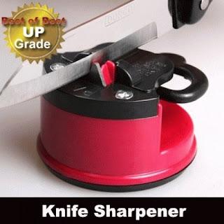 jual barang unik surabaya, barang unik murah, grosir barang unik, jual pengasah pisau kleva, jual alat pengasah pisau