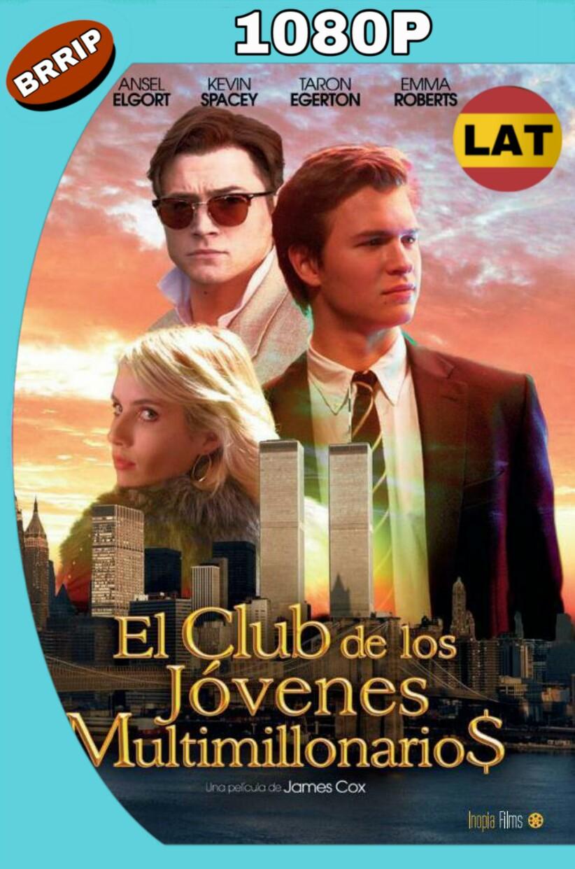 EL CLUB DE LOS JÓVENES MULTIMILLONARIOS (2018) BRRIP 1080P LATINO-INGLES MKV