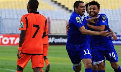 فريق سموحة المصرى على موعد كبير امام فريق هلال الابيض السودانى فى الجولة الثالثه من مجموعات كأس الكونفدراليه 2017