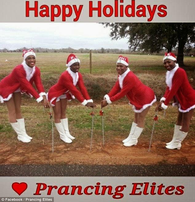 Funny gay santa pics