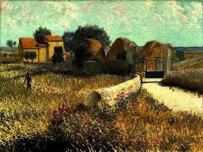Lucas Agnani - Van Gogh Shadow