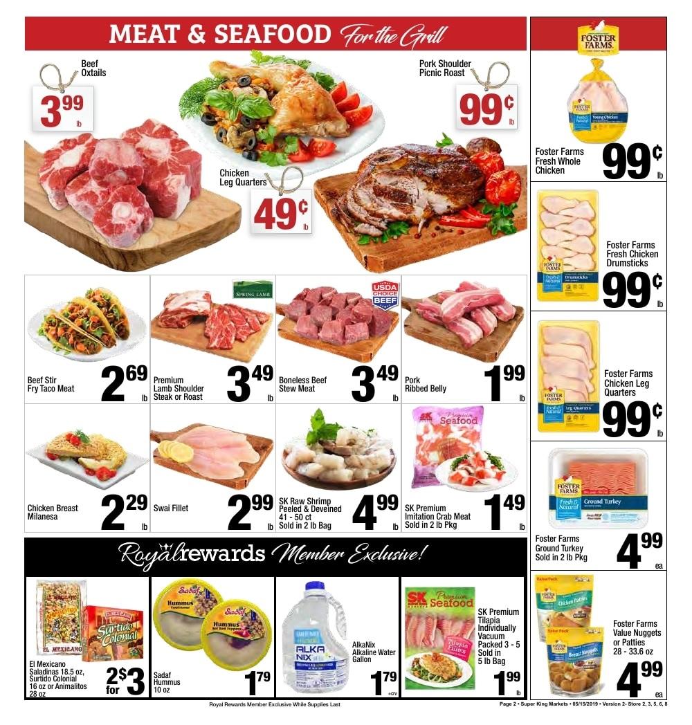 Super King Markets Specials May 15 May 21 2019