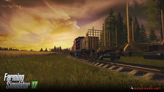 Farming Simulator 17 Gameplay Screenshot 4