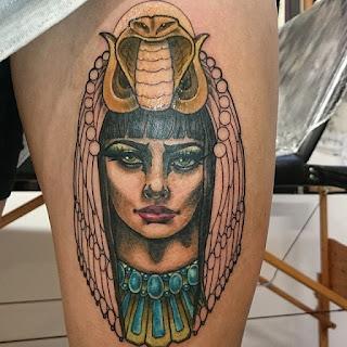 ลายสักอียิปต์