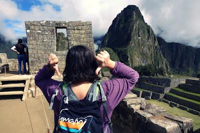 Viaje de Almu en Perú