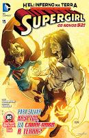 Os Novos 52! Supergirl #15