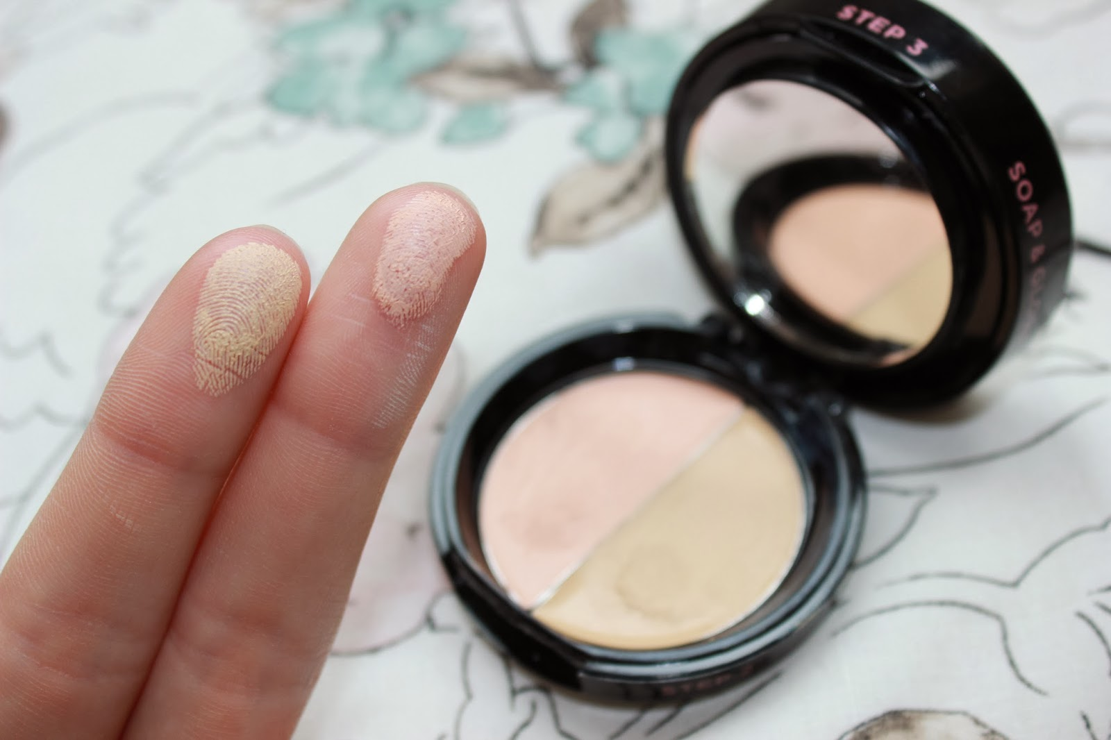 soap and glory kickass concealer review