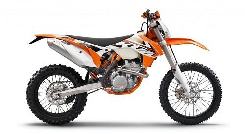 Motor KTM 350 EXC-F