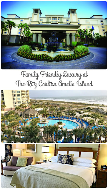 From AAA 5 Star-Diamond dining to an amazingly luxurious spa to a kids' club that goes above and beyond, The Ritz-Carlton, Amelia Island is sure to surpass the expectations of every member of your family.