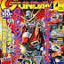 Gundam ACE November 2014 Issue - Cover Art, Sample Scans