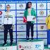 Lucha   La deportista del club Munoa Naiomi Matthews logra el oro en Grappling 53 kilos