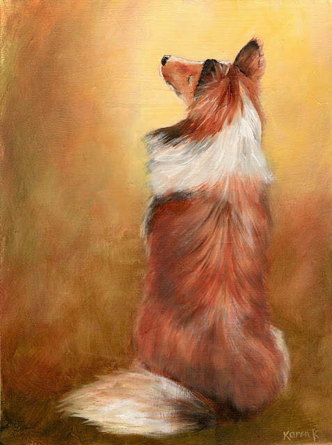 Sheltie Study No 3