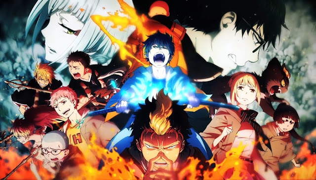 Download Ao no Exorcist S2 Subtitle Indonesia