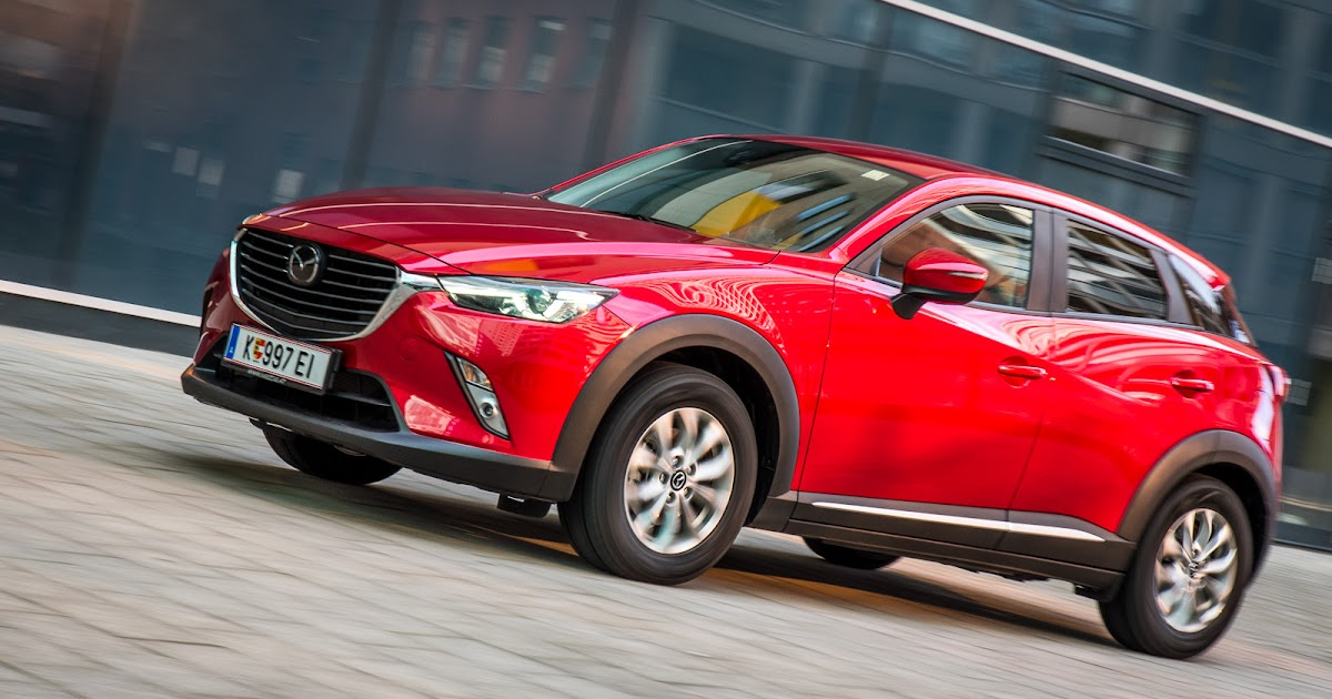 autofilou.at: Mazda CX-3 G150 AWD AT Revolution Top: Perfekt mittig ...