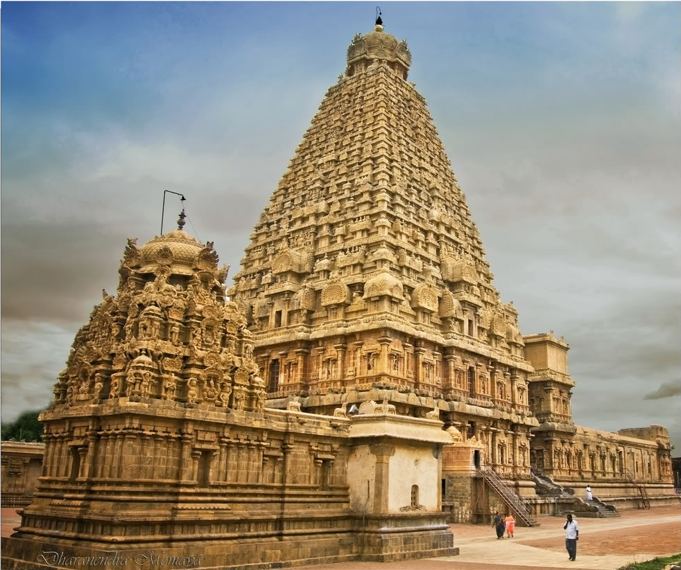 High Dravidian Architecture of South India: One of the Most