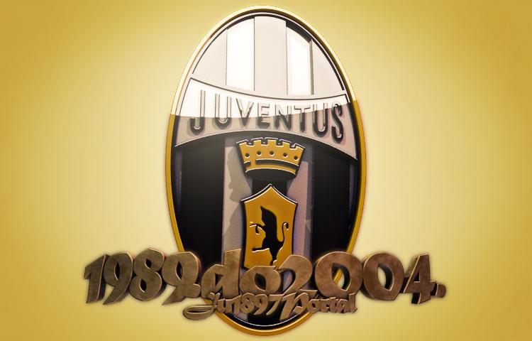 Istorijat i evolucija grba Juventusa, deveti dio