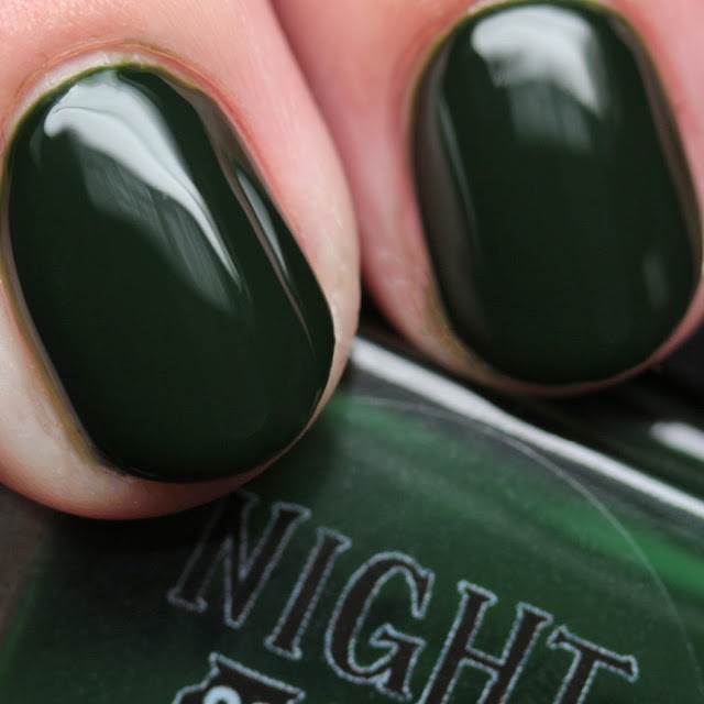Night Owl Lacquer Dead Inside