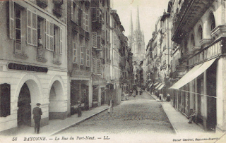 pays basque 1916