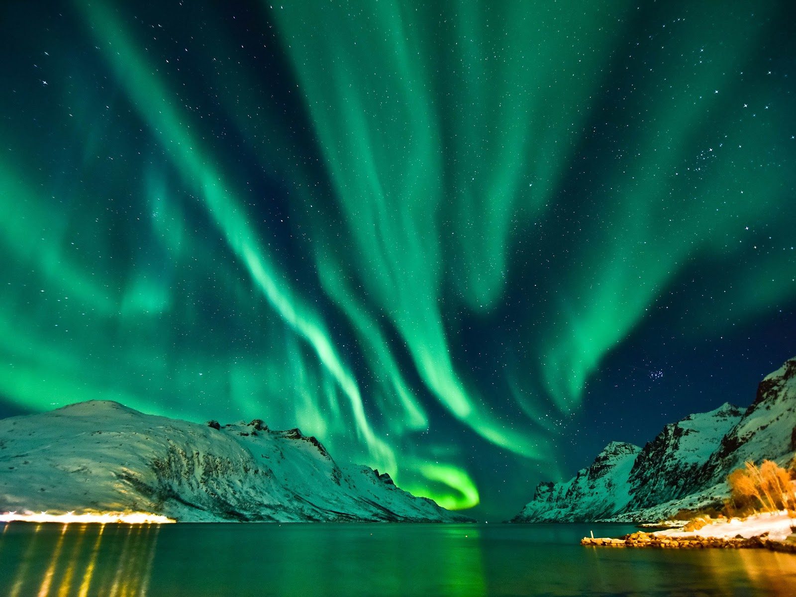 5 Best places to see the northern lights in Norway
