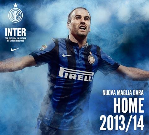 Inter Jersey 2013-2014