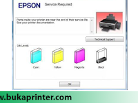 Terbaru!!! Free Download Resetter Epson L130, L220, L310, L360, L365 100% Working, Full Version