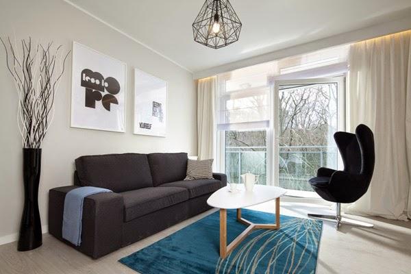 Komposisi Desain Interior Rumah Modern