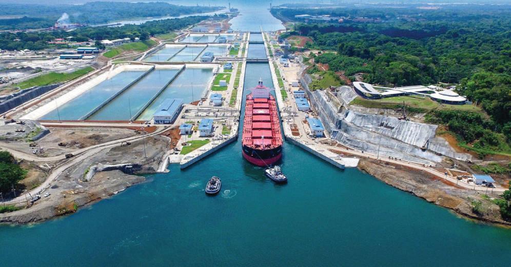 Buona parte della fama di Panamá è dovuta al canale omonimo che attraversa  il paese e al quale è strettamente connessa la sua economia. 07aa2b0b79fd