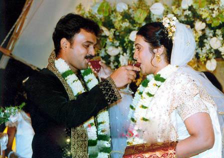 Kunchacko Boban wedding