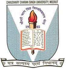 CCS Univ. Forms 2018-19 Apply Private And Regular Online Form