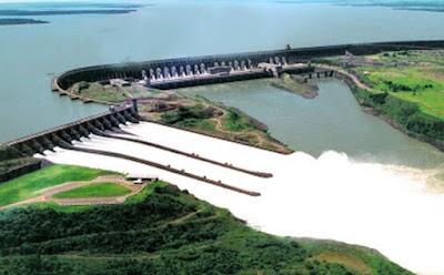 Energia Hidrelétrica – A energia das águas
